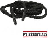PTessentials COREPOWER battlerope / battle rope / gym rope 15 meter 38 mm