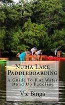 Nubia Lake Paddleboarding