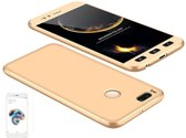 Teleplus Xiaomi Mi 5X 360 Full Protected Cover Gold + Glass Screen Protector