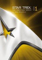 DVD cover van Star Trek: The Original Series - Seizoen 1