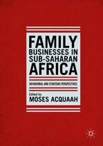 Family Businesses in Sub-Saharan Africa