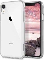 Spigen Crystal Hybrid Case Apple iPhone Xr - Transparant