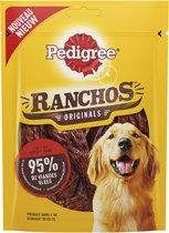 Pedigree Ranchos - Rund - Zachte Hondensnacks - 7 x 70g
