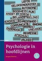 Psychologie in hoofdlijnen