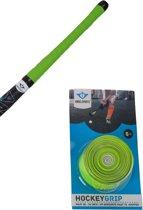 Hockeystick grip blister groen