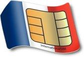 Data Simkaart Frankrijk - 60GB