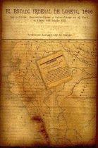 El Estado Federal de Loreto, 1896