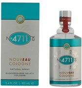 MULTI BUNDEL 2 stuks - 4711 - NOUVEAU COLOGNE - eau de cologne - spray 100 ml