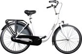 Burgers Id Personal - Fiets - Vrouwen - Wit - 50 cm
