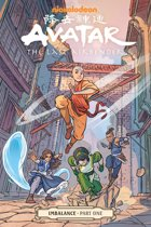 Avatar: The Last Airbender-Imbalance Part One