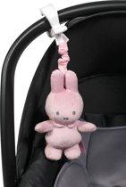 Trilfiguur nijntje Pink Baby Rib