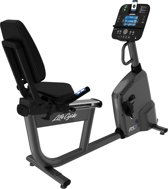 Life Fitness RS1 Ligfiets met Track Console