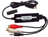 USB Audio converter omzetten van muziek van CD/casette naar MP3 WMA WAVE RCA L/R en AUX / HaverCo