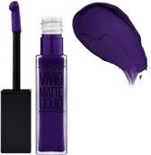 Maybelline Color Sensational Vivid Matte Liquid Lipstick - 48 Wicked Berry