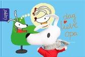 LAPPA® Kinderboeken: Dag lieve opa - boek/knuffelpakket