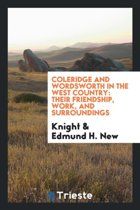 Coleridge and Wordsworth in the West Country