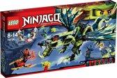 LEGO NINJAGO Aanval van de Morro Draak - 70736