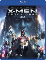 X-MEN: Apocalypse (3D Blu-ray)