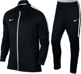 Nike Dry-Fit Trainingspak - Maat S  - Mannen - zwart/wit