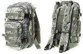 Bellatio Camouflage Assault Backpack - 25 liter - Camo