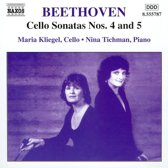 Beethoven:Music For Cello&Pi.3