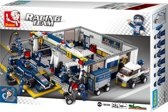 Sluban Formule car F1 Garage M38-B0356
