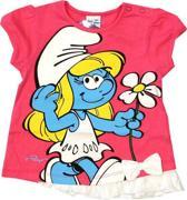 Smurfen Meisjes T-shirt