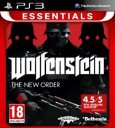 Wolfenstein: The New Order - Essentials Edition - PS3