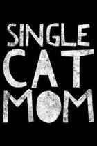 Single Cat Mom