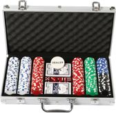Longfield Games Poker Set In Koffer 300-delig