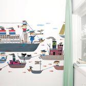 KEK Amsterdam Holland America Line - Fotobehang - Full Color