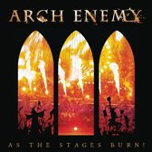 As The Stages Burn! (Blu-ray)