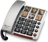 Amplicomms BigTel 40+ - Vaste telefoon - Antraciet