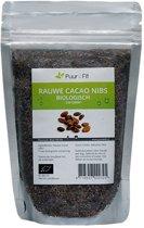 Puur&Fit Cacao Nibs Rauw Biologisch - 250 gram