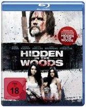 Hidden in the Woods (2014) (blu-ray) (import)