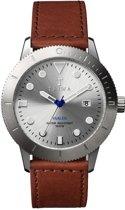 TRIWA - Horloge - Bruin - Walter Hvalen  Sewn HVST102SC010212 -
