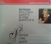 BEETHOVEN: THE SIX STRING QUARTETS OPUS 18