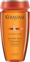 Kérastase Nutritive Bain Oléo-Relax Shampoo Droog/Weerbarstig Haar