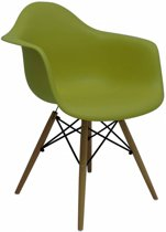 Design Stoel Groen - Lime Groen