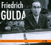 Friedrich Gulda plays Beethoven, Vol. 2