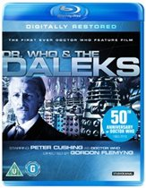 Doctor Who & The Daleks (dvd)