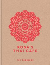 Boek cover Rosas Thai Cafe van Saiphin Moore
