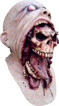 Bloederige doodskop masker voor volwassenen - Verkleedmasker