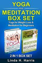 Yoga and Meditation Box Set