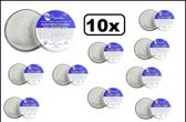 10x Superstar Zilver16 gram Voordeel verpakking