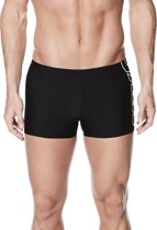 Nike Swim Zwembroek Heren Square Leg - Black - 52