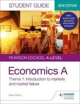 Pearson Edexcel A-level Economics A Student Guide