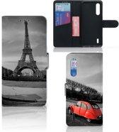 Flip Cover Xiaomi Mi 9 Lite  Eiffeltoren Parijs