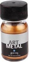 ES Art Metal Verf, 30 ml, antiek goud