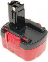 Accu voor Bosch 14.4V 2100Ah NiMH type 2610909013